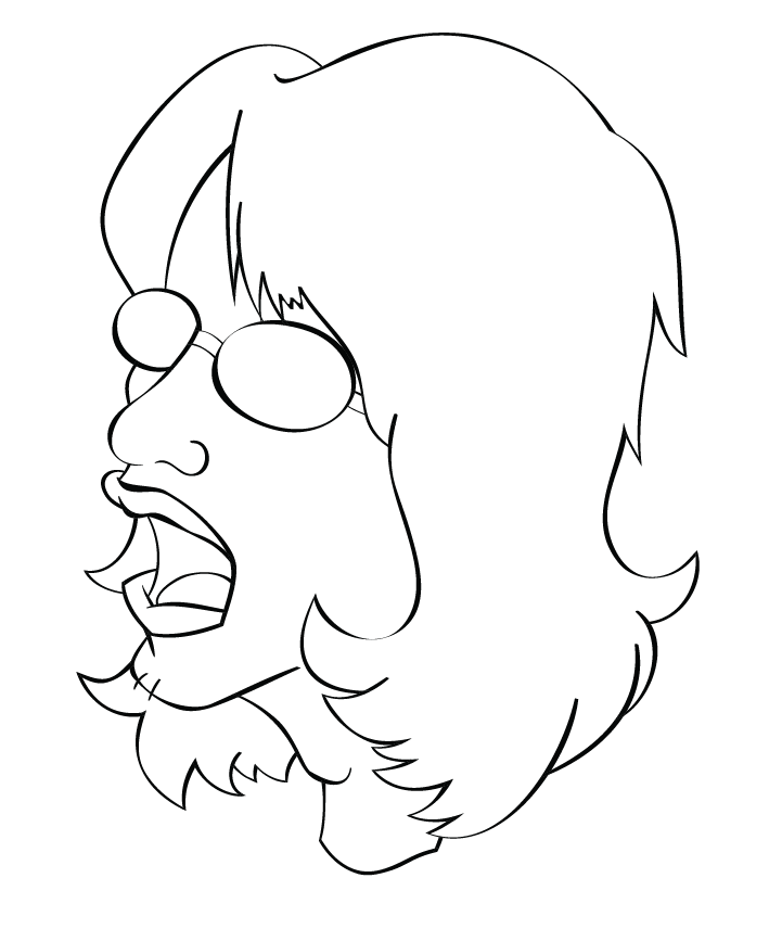 Finished lineart