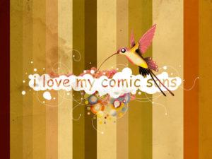 I-love-comic-sans