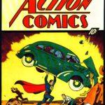 Superman-First-Comic
