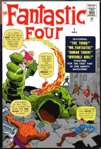 first_issue_fantastic_four