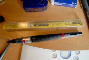 pen-brush
